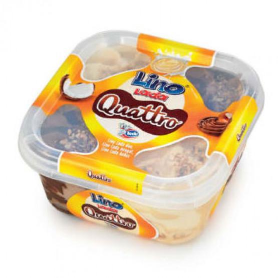Фриком сладолед Кватро Лино Лада 1650мл