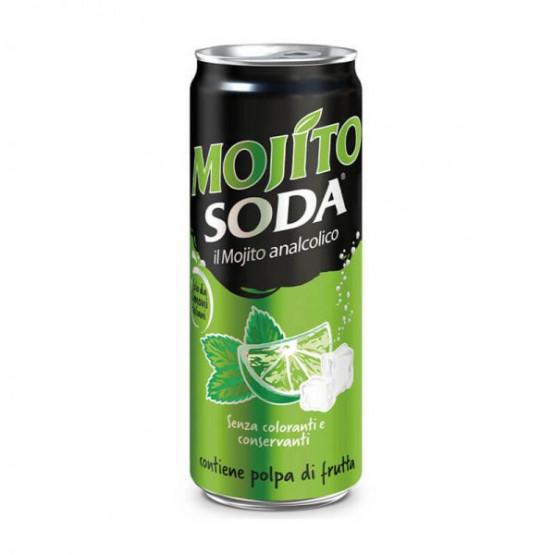Мохито Сода 330мл лименка