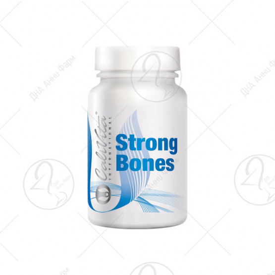 Strong Bones - 100 капсули