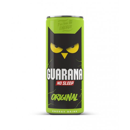 Енергетски Пијалок Гуарана лим 250мл
