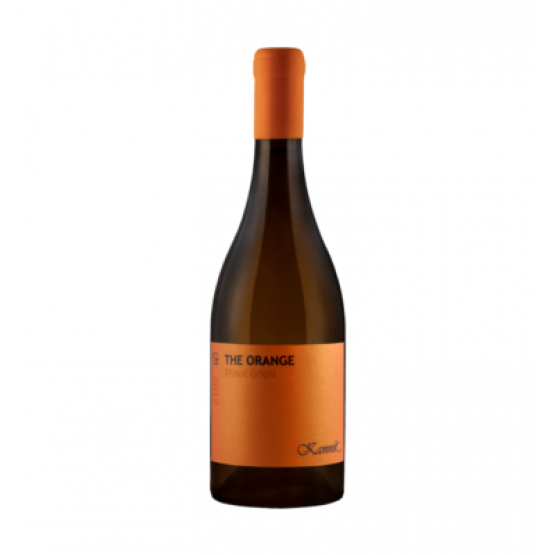 Вино Шато Камник портокал 750мл