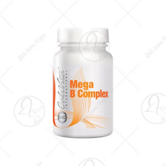 Mega B-Complex (100 таблети)