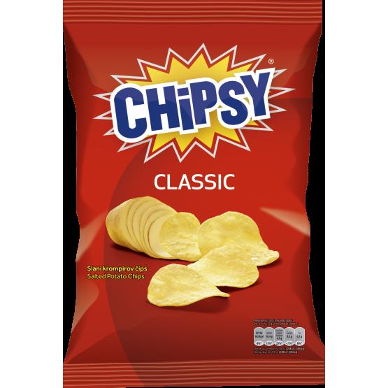 Чипс Чипси класик 90г