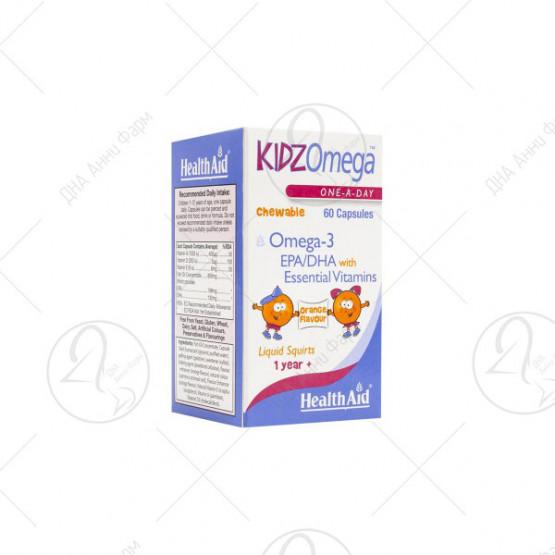 KidzOmega 60 Capsules