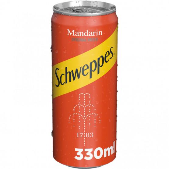 Швепс мандарина 330мл