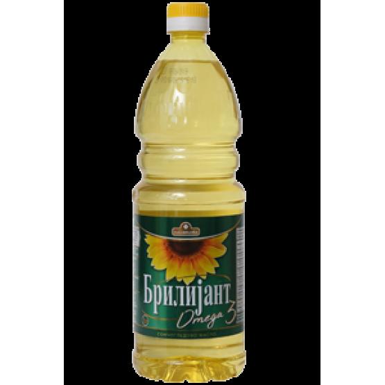 Брилијант Омега масло за јадење 1л
