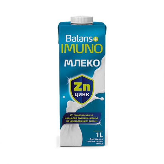 Битолско Баланс Имуно Млеко со цинк 1л