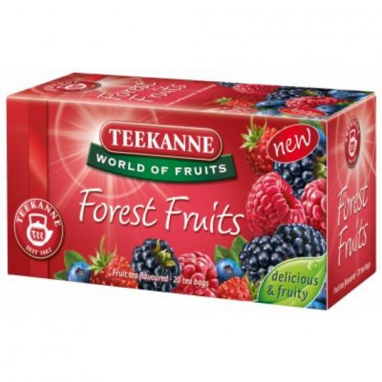 Чај Текане шумско овошје 50г