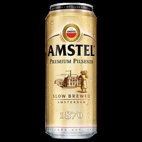 Амстел пиво премиум лименка 500мл