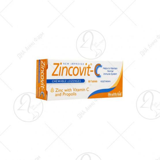 Zincovit C 60 Tablets