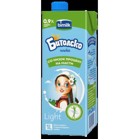 Битолско млеко 0.9% 1л