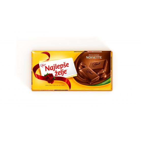 Чоколадо Најлепше жеље ноисет 85г