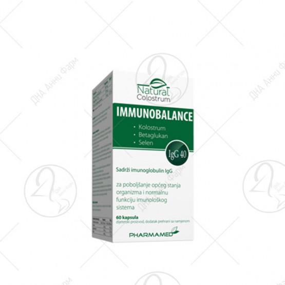 Immunobalance 60 капсули