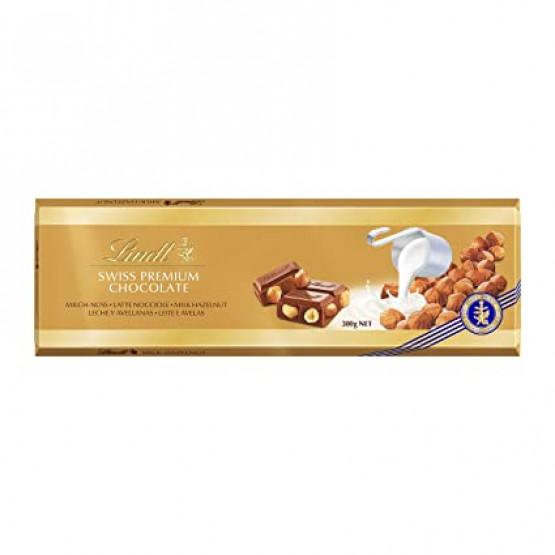 Линд голд чоколада со лешник 300г