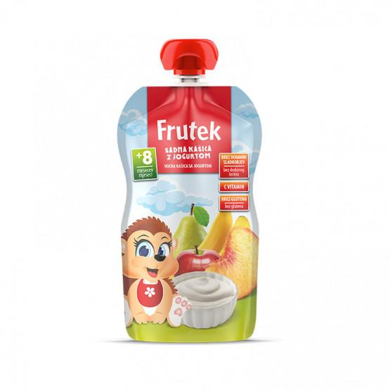 Фрутек Каша Праска Јогурт 100г