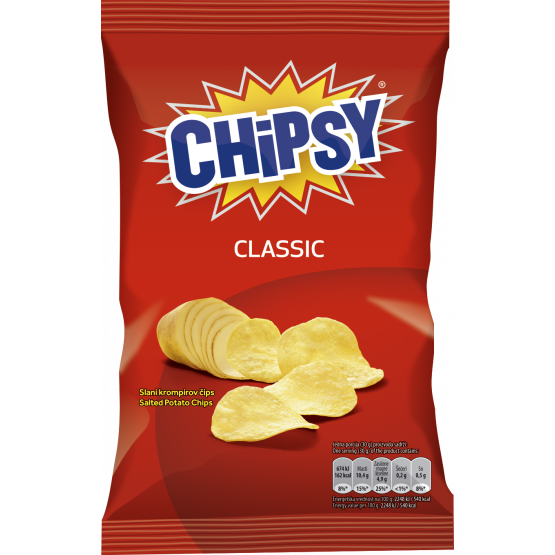Чипс Чипси класик 150г