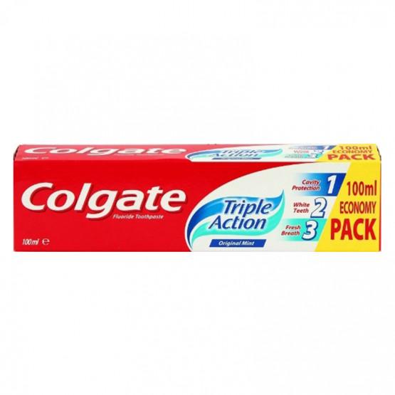 Колгејт паста за заби Трипл Екшн 100мл