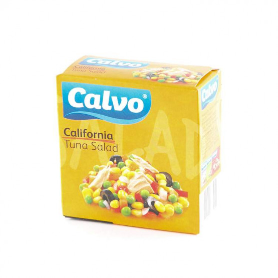 Туна Калво салата калифорниска 150г