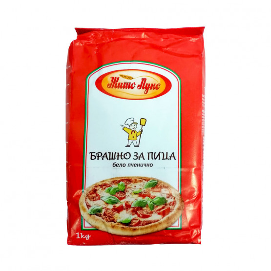 Брашно за пица Жито Лукс 1кг