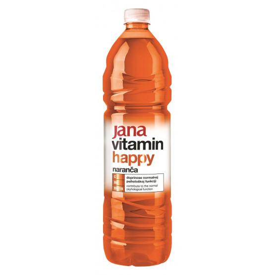 Вода Јана витамин портокал 1.5л