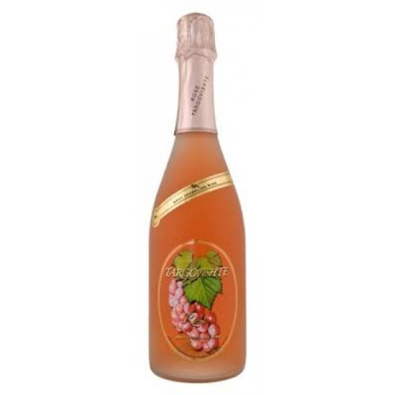 Пенливо вино розе Брут 750мл