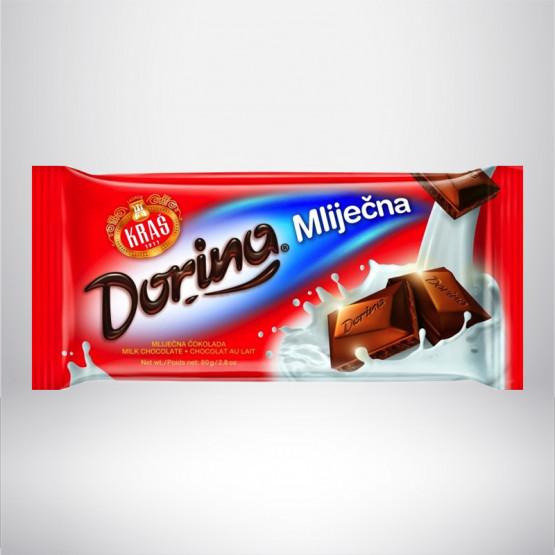 Чоколадо Дорина млечно 80г Краш