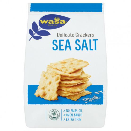 Крекери со морска сол 180г Васа