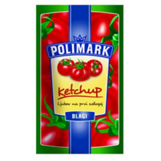 Кечап Полимарк благ кеса 50мл