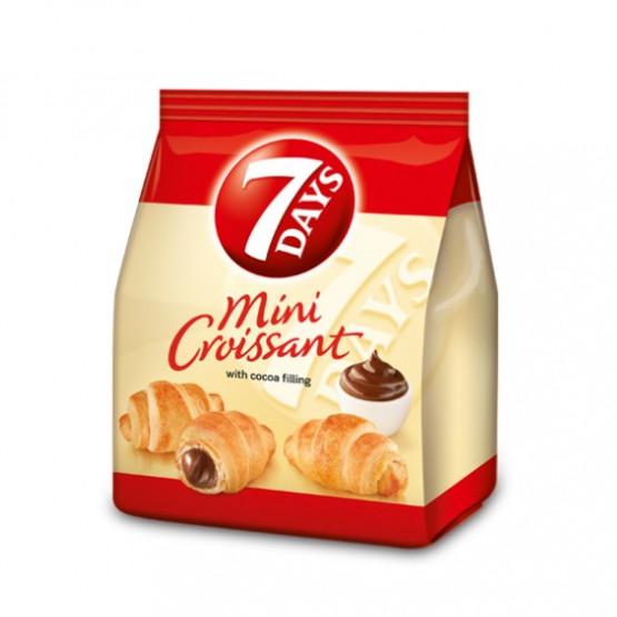 Кроасан Мини 7 дејс какао 60г