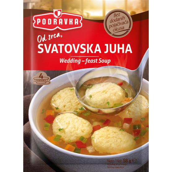 Подравка сватовска супа 58г