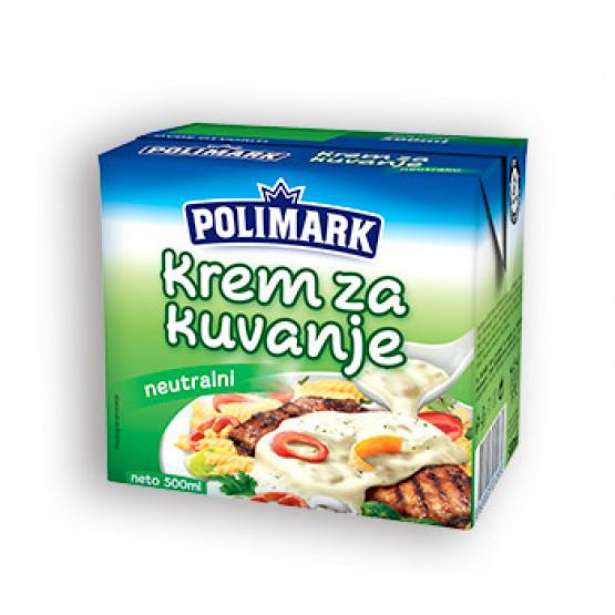 Полимарк крем за готвење 500мл