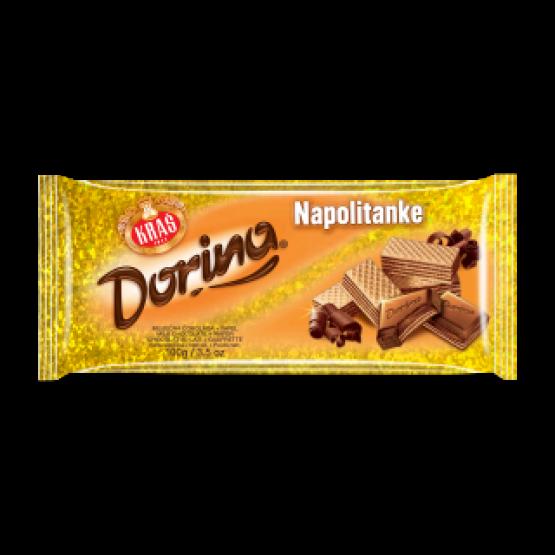 Дорина  Чоколадо Чоко Наполитанка 100г