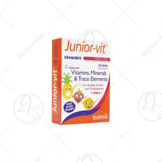 Junior-vit 30 Tablets