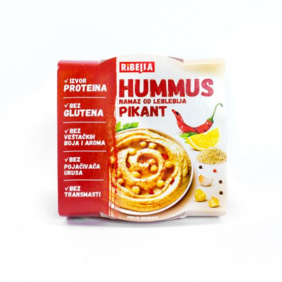 Рибела хумус намаз пикант 80г