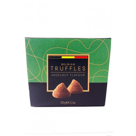 Бонбониера белгиски труфли со лешник 150г