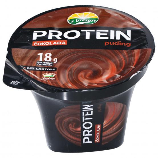 Протеински пудинг со чоколадо 180г Збрегов